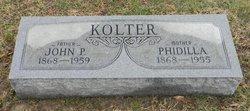 John Phillip Kolter