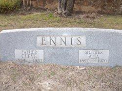 Ada <I>Cawood</I> Ennis