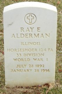 Ray E Alderman