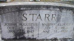"Josiah Augustus ""Joe"" Starr"