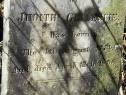 Judith <I>Hensley</I> Gillespie