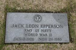 Jack Leon Epperson