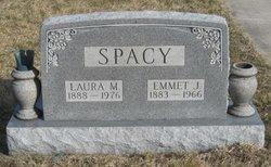 Laura M <I>Speicher</I> Spacy