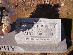 Lucille Susie <I>Welch</I> Murphy