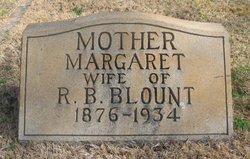 Margaret <I>Parnell</I> Blount