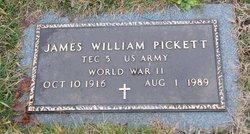 James William Pickett