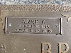 Anne Baucom <I>Thomas</I> Bricker