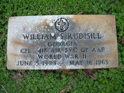 William Sanders Rudisill