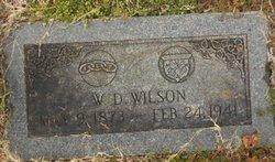 "William Daniel ""W.D."" Wilson"