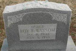 Roy E. Wassom