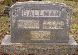 Emma Victoria <I>Sloan</I> Gallman