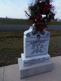 William Anthony Alberternst Jr.