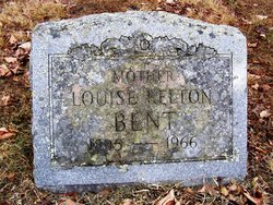Louisa Izora <I>Kelton</I> Bent