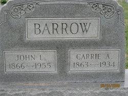 "Caroline Alice ""Carrie"" <I>Almond</I> Barrow"