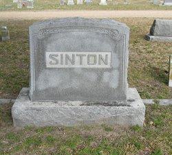 """Virginia """"Virgie"""" <I>Allen</I> Sinton"""