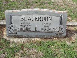 Monna Mae <I>Yeoman</I> Blackburn