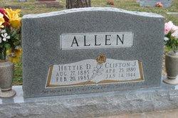 Clifton J. Allen