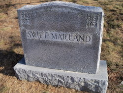 Bertha <I>Swift</I> Marland