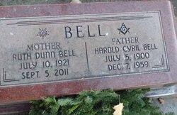 Ruth <I>Dunn</I> Bell