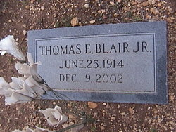Thomas E. Blair, Jr