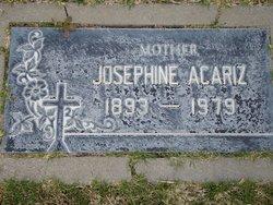 Josephine <I>Zanella</I> Acariz
