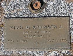 Hugh Manley Robinson, Jr