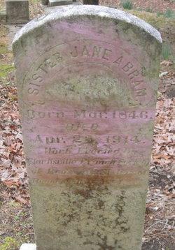 Jane Abram