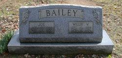 Willie Mae <I>Watson</I> Bailey