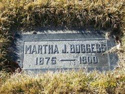 Martha Jeanette <I>Glover</I> Boggess