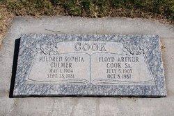 Mildred Sophia <I>Culmer</I> Cook