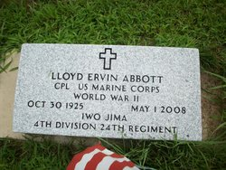 Lloyd Ervin Abbott