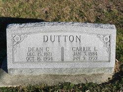 Dean C Dutton