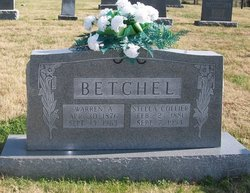 Stella S <I>Collier</I> Betchel