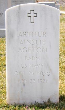 Arthur Ainslie Ageton