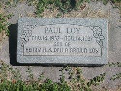 Paul Loy