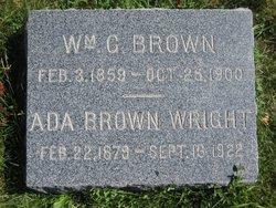 William Crosby Brown