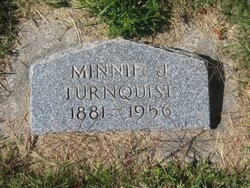 Minnie <I>Johnson</I> Turnquist