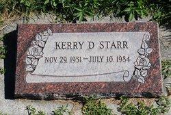 Kerry D Starr
