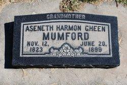 Aseneth <I>Harmon</I> Mumford