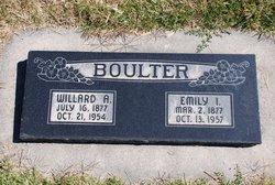 Willard Acel Boulter