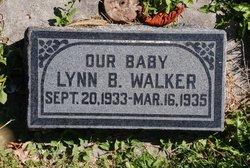 Lynn B Walker