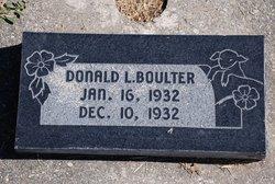 Donald LaMar Boulter