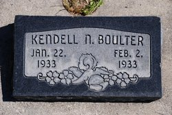 Kendall Boulter
