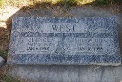 Clarice <I>Newman</I> West
