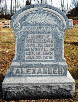 Mary L. <I>Rogers</I> Alexander