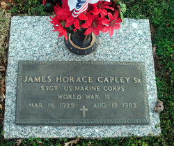James Horace Capley, Sr
