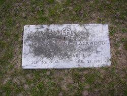 Herman Wayne Blackwood