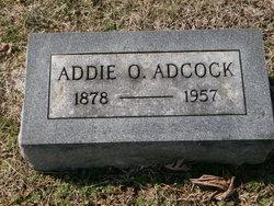 Addie O. Adcock