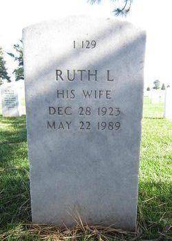 Ruth L Garnett