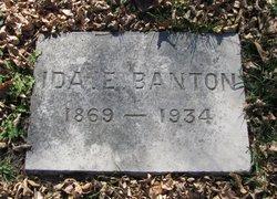 Ida E. <I>Turner</I> Banton